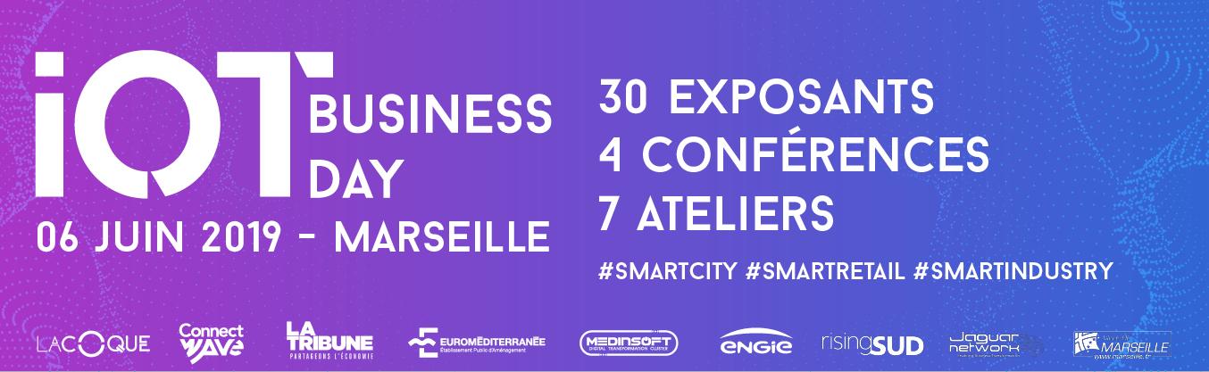 L'event IOT à Marseille